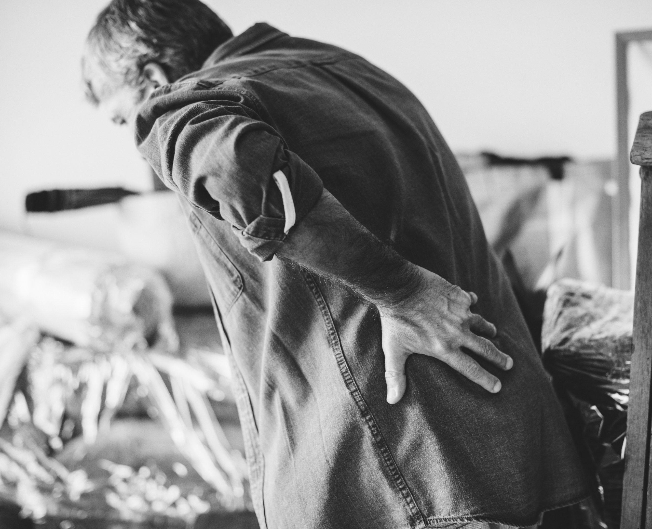 Odszkodowanie/zadośćuczynienie  za złamany kręgosłup